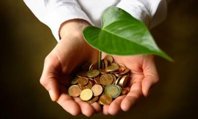 Grønne penger